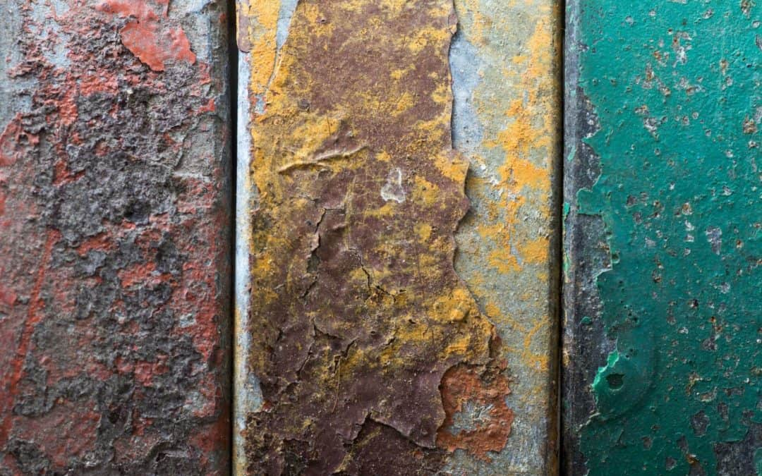 What Causes Rust Stains on Concrete Driveways?
