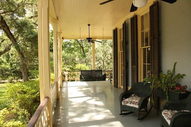 How To Build A Raised Concrete Porch